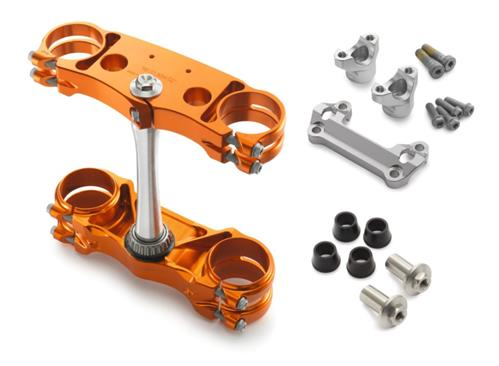 Suspension/Triple clamp