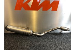HGS EXHAUST COMPLETE SYSTEM