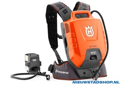 Husqvarna bli520x,  battery back pack