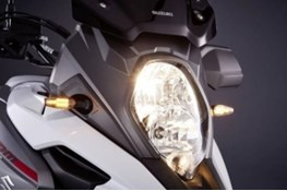 LED Knipperlichten DL 1000
