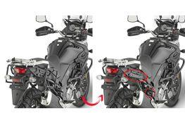Rapid Rel. SideHolder Suzuki DL 650