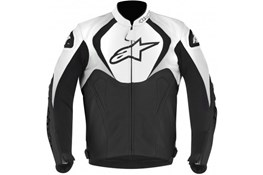 Alpinestars Jaws Leather Jacket maat 50