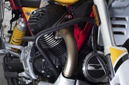 Valbeugels V85 TT