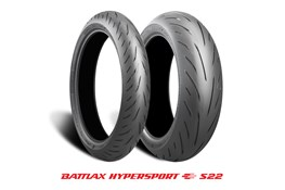 190/55-17 BS S 22 R ZR