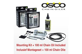 Osco Chain oiler black