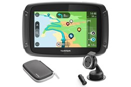 TomTom 550 Rider World