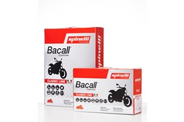 Spinelli motorhoes maat E