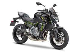 Z650 Performance pakket 2017-2019