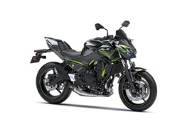 Z650 Performance pakket 2020-