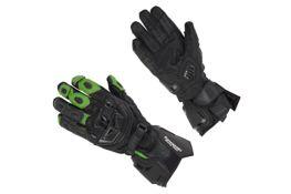 Kawasaki Racing Team leather gloves