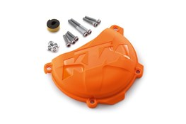 Clutch cover protection