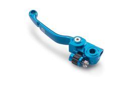 Flex clutch lever