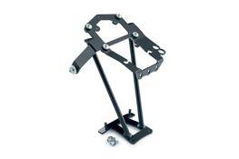Carrier for roadbook bracket