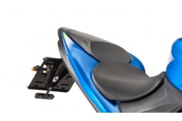 Buddyseat cover GSX-S 1000