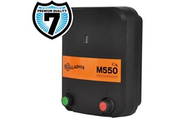 M550 schrikdraadapparaat (230 V)