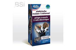 Muizen- en rattenval elektrisch