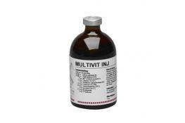 Multivit injectie - 100 ml.