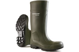 Dunlop Purofort knielaars S5 groen mt43