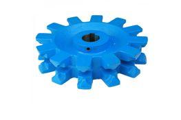 Gy nestenwiel 2e overmaat 13mm - blauw