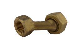 S-bochtkoppeling kompleet 15mm