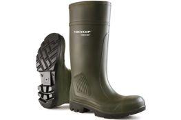Dunlop Purofort knielaars S5 groen mt.44