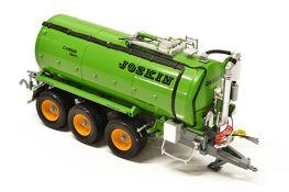 Joskin tank green serie 1:32