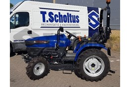 FARMTRAC FT26 HYDROSTAAT 4WD AGRI