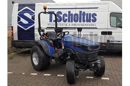 FARMTRAC FT26 HYDROSTAAT 4WD GAZON-S