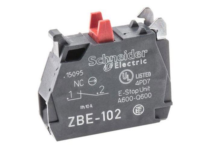 Contact element enkel NC ZBE102