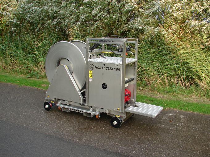 Horti Cleaner Afspuitwagen