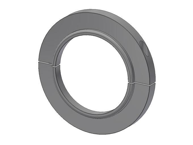 Verstelring looprol Super Twister (één ring)