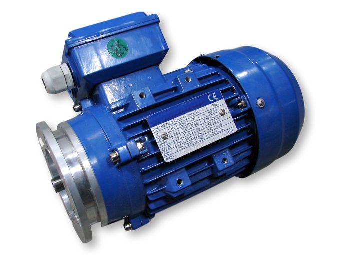 Elektromotor 0,55kW 3000rpm 230V/400V 3fase