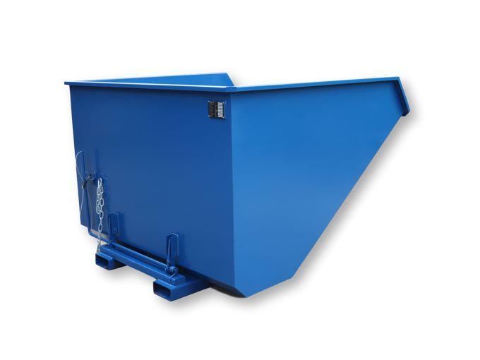 WET3500 Kantelcontainer Mechanisch