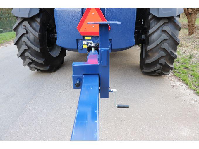 Materiaalwagen 9,0 mtr.