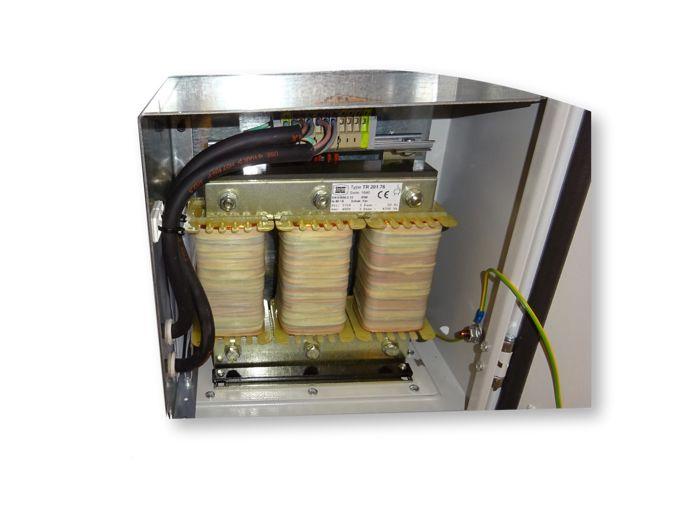 ACE Roller - Afwijkende Netspanning  575V ~ 50Hz
