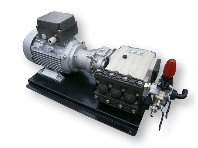 Imovilli P63 Plunjer Pompset 42l/min~50bar 4,0kW 400V (reductor)