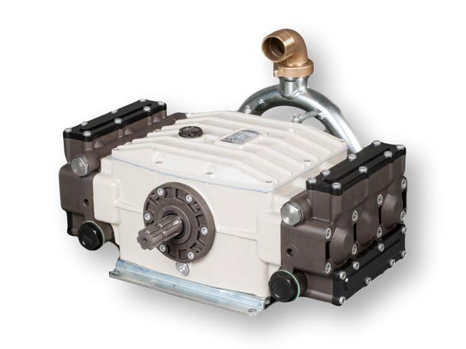 Imovilli MP246 Plunjer Pomp 232 l/min~80bar