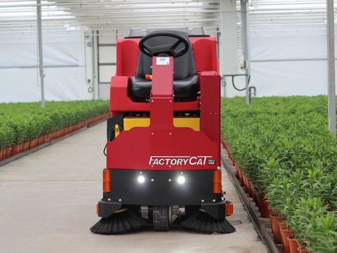 Factory Cat GTR-HD Schrobmachine