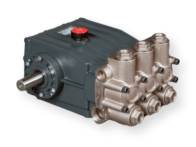 Imovilli HP123 Plunjer pomp 122l/min~100bar