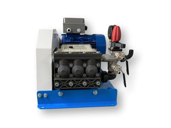 Imovilli P63 Plunjer Pompset 42l/min~50bar 4,0kW 400V (V-snaar)