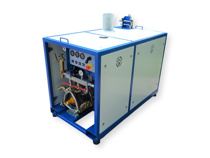 Diesel Aangedreven Pompset - Imovilli IPB130 Membraan Pomp 120l/min~50bar (Kubota- V1505)