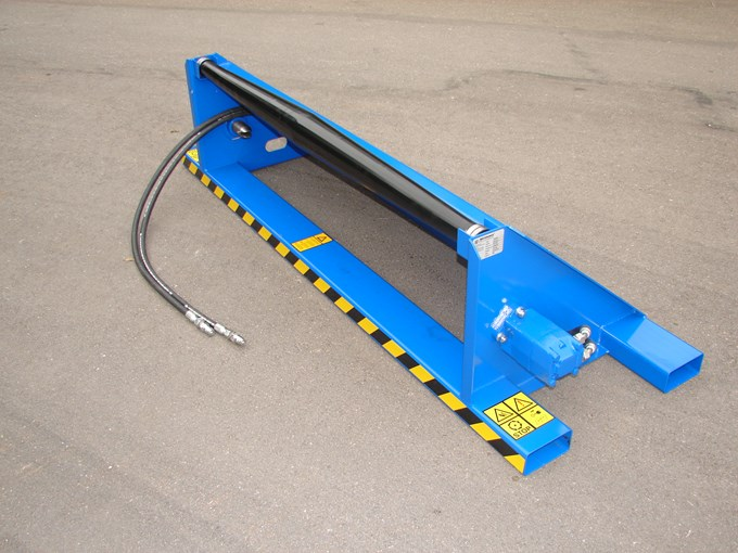 Doekoproller MP1500 (in onderdelen)