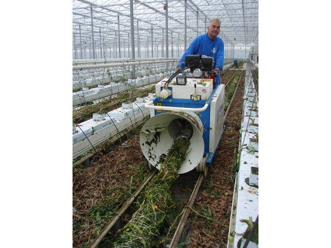 Super Twister Tomatenplant Bindmachine