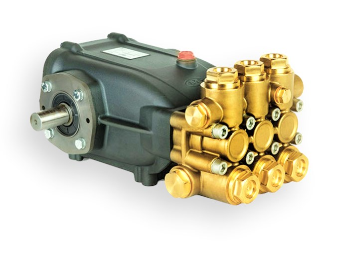 Mazzoni GM43 Plunjer Pomp 43l/min~170bar