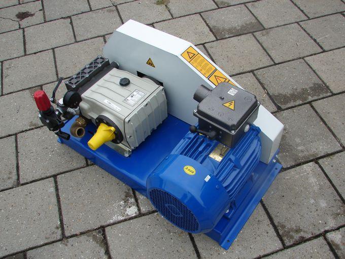 Imovilli P93 Plunjer Pompset 52l/min~50bar 5,5kW 400V