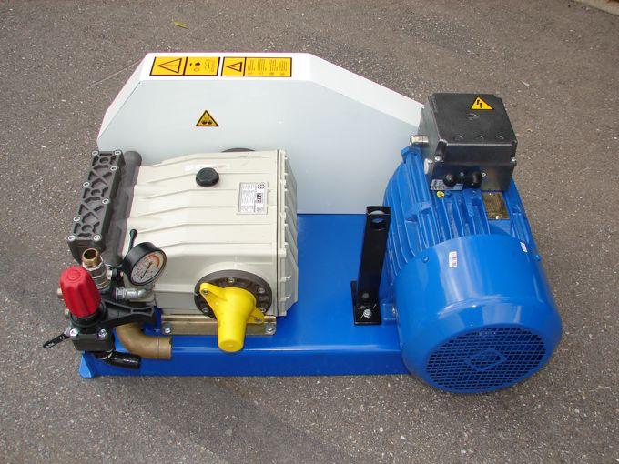 Imovilli P123 Plunjer Pompset 105l/min~50bar 11kW 400V