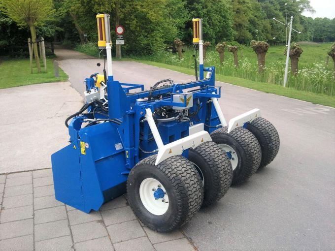 RW200T Kilverbord (4 Wielen)