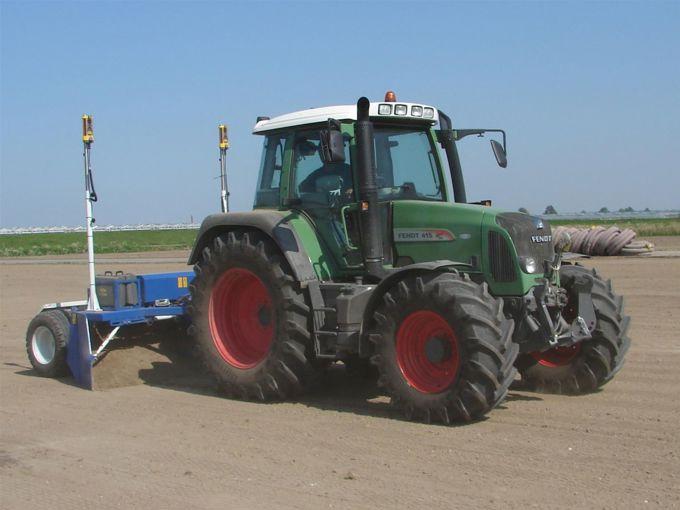 RW260TW Kilverbord (4 Wielen)
