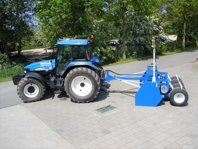 RW280TK Kilverbord (4 Wielen)