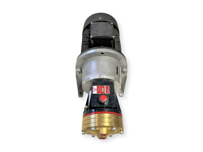Hydracell G10 Pompset 30l/min~70bar 5.5kW 400V